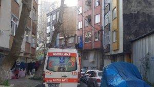 Gaziosmanpaşa'da elektrik sobası yangını can aldı: 1 ölü