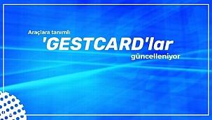 Gestcard güncellemesi