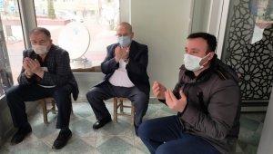 Hisarcık'ta belediye hoparlörlerinden yağmur duası