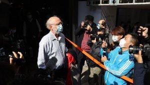 Hong Kong'da ulusal güvenlik yasasını ihlal eden 53 kişiye gözaltı