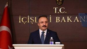 İçişleri Bakan Yardımcısı İsmail Çataklı:
