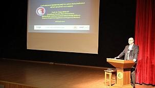 """""""İl Afet Risk Azaltma Planı"""" (İRAP) üst düzey toplantısı gerçekleştirildi"""