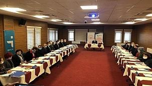 İl İstihdam ve Mesleki Eğitim Kurulu Bayramiç'te toplandı