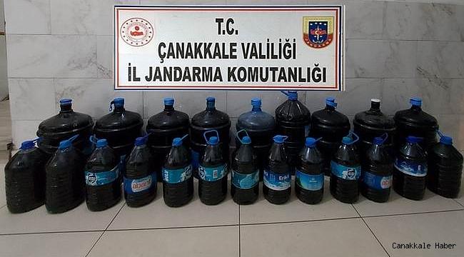 Jandarma'dan Erenköy'e operasyon