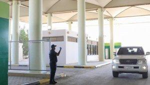 Katar ile Suudi Arabistan arasındaki Salwa sınır kapısı açıldı