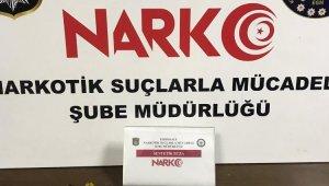 Kırıkkale'de uyuşturucu operasyonunda 2 şüpheli tutuklandı