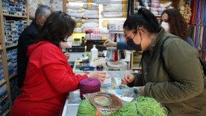 Korona virüs kadınların el işine olan merakını arttırdı