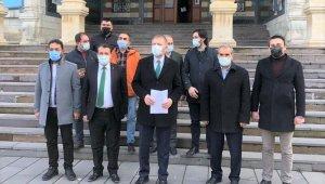 Kütahya AK Parti'den 3 isme suç duyurusu
