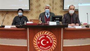 Kütahya'da yeni yılın ilk İl Genel Meclisi toplantısı yapıldı
