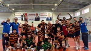 Malatya Büyükşehir Voleybol, ilk yarıyı 6.sırada tamamladı