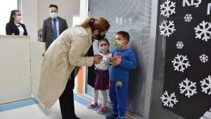 Milletvekili Mutlu Aydemir BALOSB'yi gezdi