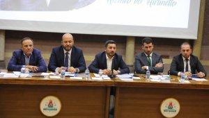 Nevşehir Belediye Meclisi yeni yılın ilk toplantısını gerçekleştirdi