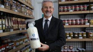 Nilüfer'de doğal sütün litresi 5 TL