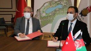 Onikişubat Belediyesi ve Afganistan arasında Expo 2023 anlaşması