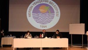"""Özyiğit: """"Yenişehir'de 20 binin üzerinde eve girdik"""""""
