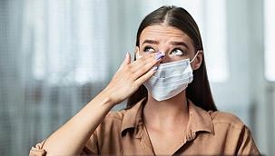 """Pandemide """"göz migreni"""" yaygınlaşıyor"""