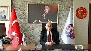 Rektör Sedat Murat koronavirüse yakalandı