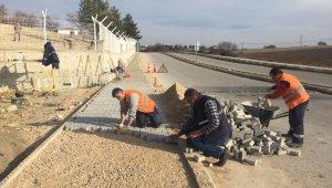 Safranbolu Belediyesi'nde çalışmalar kaldığı yerden devam ediyor