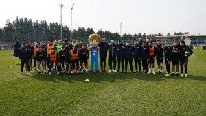 Şahincan Gaziantep FK'ya moral verdi
