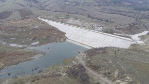 Samsun'da 3,39 milyon metreküp hacimli Fındıcak Barajı tamamlandı