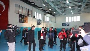 Sarıkamış Gençlik Merkezi açıldı