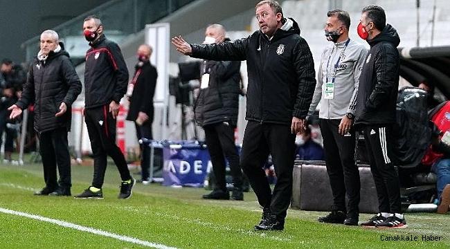 """Sergen Yalçın: """"Beşiktaş şu anda olması gereken yerde"""""""
