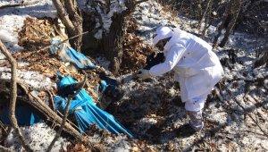 Siirt'te PKK'lı teröristlere ait silah ve mühimmat ele geçirildi