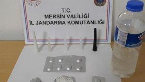 Silifke'de uyuşturucu operasyonu: 7 gözaltı