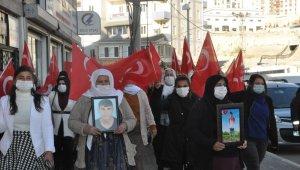 Şırnak anneleri, çocuklarını terörün elinden kurtarmakta kararlı