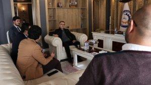 STSO Başkanı Bucak, Aksaray Teknokent Kolejinde