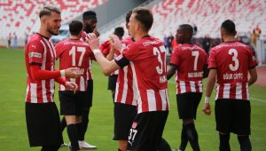 Süper Lig: DG Sivasspor: 2 - Gaziantep FK: 1