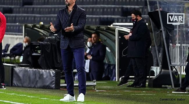 Süper Lig: Fenerbahçe: 2 - Aytemiz Alanyaspor: 1