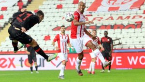 Süper Lig: FT Antalyaspor: 3 - Fatih Karagümrük: 1