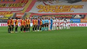 Süper Lig: Göztepe: 0 - Antalyaspor: 0
