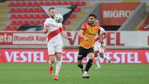 Süper Lig: Göztepe: 0 - Antalyaspor: 1