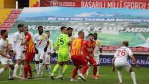 Süper Lig: Kayserispor: 1 - Yeni Malatyaspor: 0