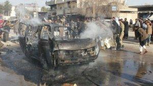 Suriye'de bomba yüklü araç patladı: 4 ölü