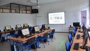TİKA'dan Balkan ülkelerinde eğitime destek