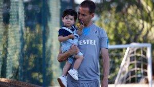 Trabzonsporlu Pereira'dan veda gibi mesaj!