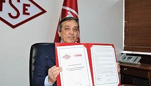 """TSE ve TÜRES işbirliği ile """"Güvenli İşletme Belgesi"""""""