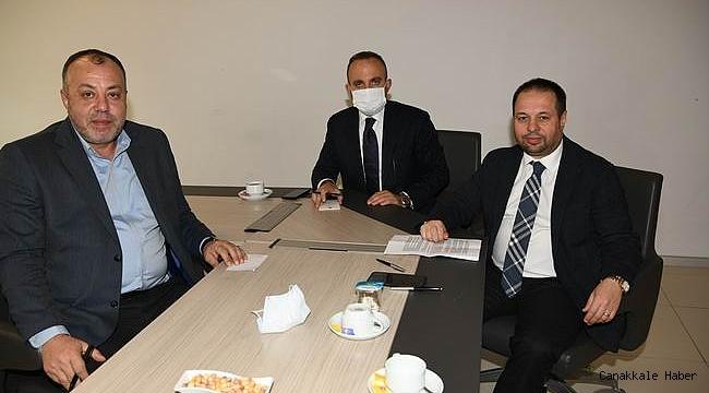"""Turan: """"STK'lar, Çanakkale'mizin nabzını tutan şehrimizin en önemli dinamikleri"""""""