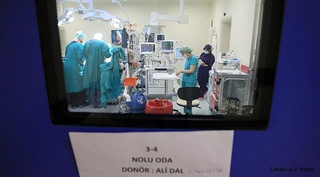 Turgut Özal Tıp Merkezi'nde 1 yılda 458 organ nakli gerçekleşti