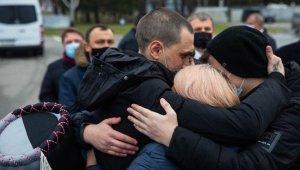 Ukrayna, Libya'dan eve getirilen denizciler için Erdoğan'a teşekkür etti