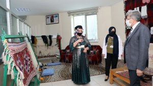 Vali Bilmez'den Kadın Aile Daire Başkanlığına ziyaret