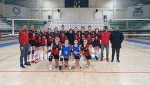 Van Büyükşehir Kadın Voleybol takımı liderliğini sürdürüyor