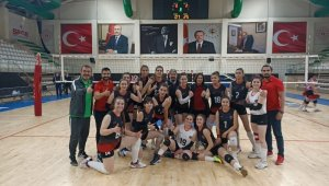 Van Büyükşehir Kadin Voleybol takımı, Mezopotamya engelini de geçti