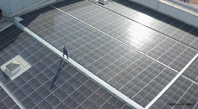 Vodafone'dan yüzde 100 yenilenebilir enerjiyle hizmet