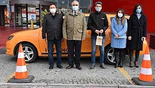 Yeni taksi durakları hizmete başladı