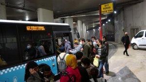 Yenikapı-Hacıosman Metro Hattı'nda arıza