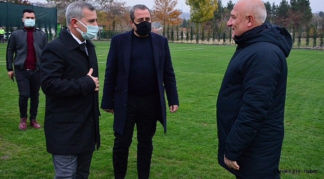 Yeşilyurt Belediyespor'da kulüp başkanı ilk yarı performansından memnun
